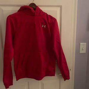 UA Red Sweatshirt